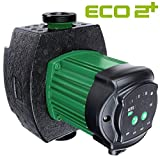 Swissbrands Hocheffizienz-Pumpe RS25/6EAB ECO2-Plus Heizungspumpe