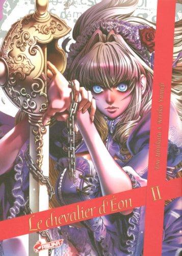 Le chevalier d'Eon, Tome 2 : (1DVD) par Tou Ubukata, Kiriko Yumeji
