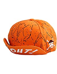One Piece Hip-Hop Kappe Baseballkappe Unisex Hut in Blau und Orange