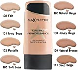 MAX FACTOR Lasting Performance Face Foundation Make Up, Over 10 Different Cosmetic Shades Poducts To Choose From -