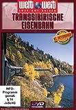 Transsibirische Eisenbahn (Reihe: welt weit) mit Bonusfilm St. Petersburg (1 DVD, Länge: ca. 78 Min.)