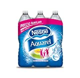 Nestlé Aquarel Agua Mineral Natural - Pack de 6 x 1,5 l - Total: 9 l