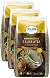 #4: Big Bazaar Combo - Desi Atta - Bajra, 500g (Buy 2 Get 1, 3 Pieces) Promo Pack