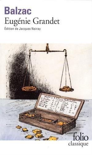 Eugénie Grandet (Folio Classique) por Honoré de Balzac