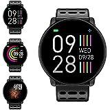 LIFEBEE Smartwatch, Fitness Tracker Android iOS Uomo Donna Orologio Intelligente Bluetooth Smart Watch, Schermo a Colori 1,3 Pollici Impermeabile,Cardiofrequenzimetro Sport Pedometro Monitor di Sonno