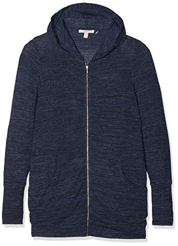 ESPRIT Maternity Damen Umstandsschlafanzughose Cardigan Sweat Lounge ls, Blau (Night Blue 486), 36 (Herstellergröße: S)