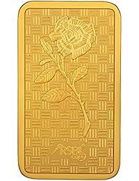 RSBL 50 gm, 24k (999) Yellow Gold Ecoins Precious Bar