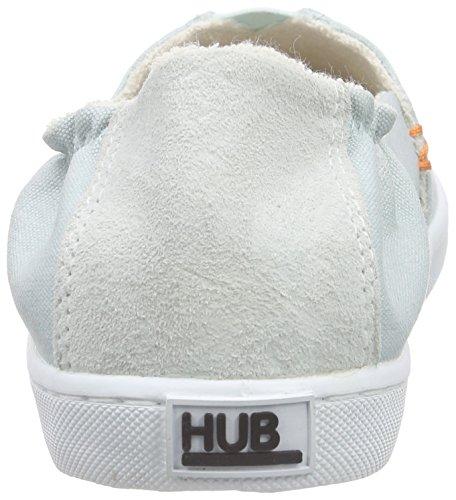 Hub Fuji C06, Espadrilles femme Bleu - Blau (ice flow/wht 068)