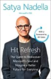 #9: Hit Refresh: The Quest to Rediscover Microsoft's Soul and Imagine a Better Future for Everyone