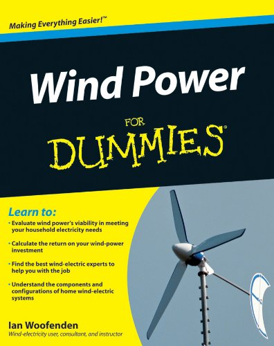 Wind Power For Dummies (English Edition) Generator Grid Tie