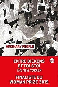 Des gens ordinaires par Diana Evans