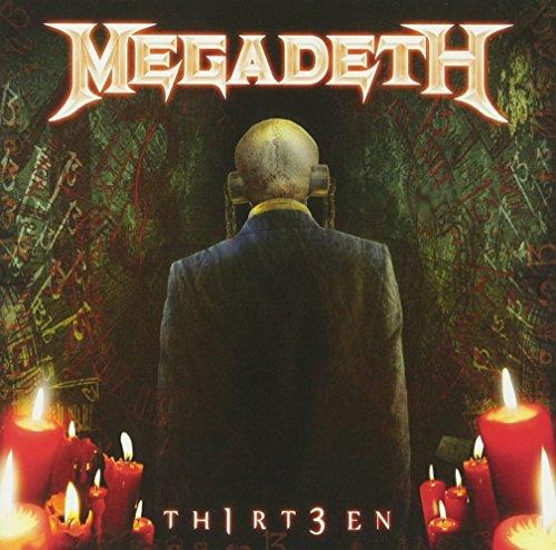 Megadeth: Th1rt3en (Audio CD)