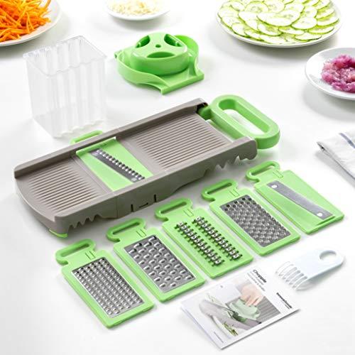 Imagen de Mandolina de Cocina Innovagoods por menos de 15 euros.