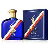 Ralph Lauren Polo Red White & Blue EDT Spray 125ml, 1er Pack (1 x 375 g)