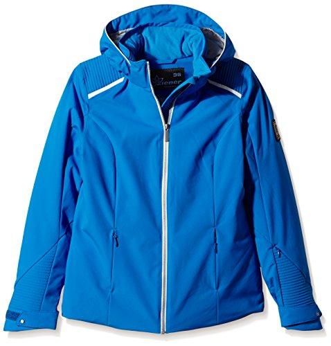 Ziener Damen Skijacke Torimi Lady Persian Blue, 38