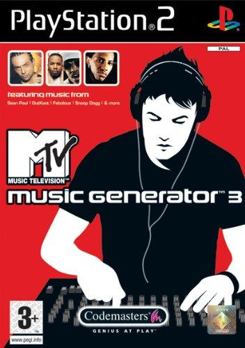 MTV Music Generator 3 (Playstation 2) [UK Import]