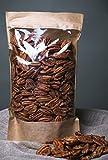 Metà di noci pecan crude, senza OGM, raccolte dall'area biologica (700gr)