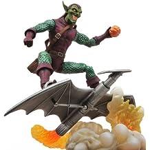 Diamond Select Toys - Muñeco del Duende verde