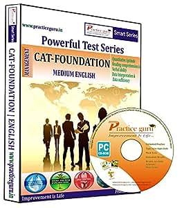 Practice Guru CAT Foundation Test Series (CD)