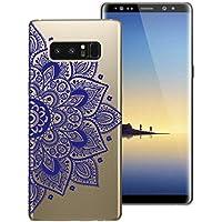 Yokata Samsung Galaxy Note 8 Hülle Transparent Weiche Silikon Handyhülle Schutzhülle TPU Handy Tasche Schale Etui... preisvergleich bei billige-tabletten.eu