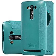 "MYLB PU funda case cubierta cover para Asus Zenfone 2 Laser ZE550KL 5.5"" smartphone (azul)"