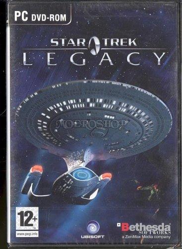 Star trek legacy - PC - FR