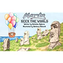 Marvin Sees the World (English Edition)