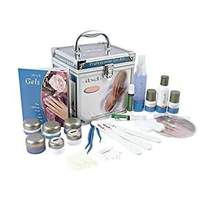 IBD Kit de Professional Gel Vernis à Ongle Traitement