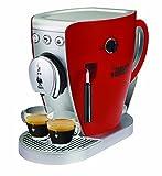 Bialetti Tazzissima Rossa, Macchina del caffè, sistema aperto