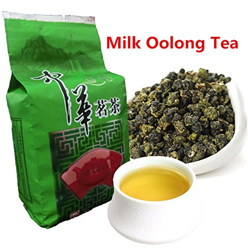 Super Großhandel Jin Xuan Milch Oolong Tee 50g (0,11LB) Hohe Qualität Tieguanyin Grüner Tee Milch Oolong Superior Health Care Milch Tee Abnehmen Tee