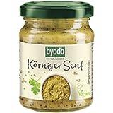 Byodo Körniger Senf (125 ml) - Bio