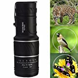 Best Monoculars - Iktu 30x52 HD Optical Monocular Camping Hiking Telescope Review