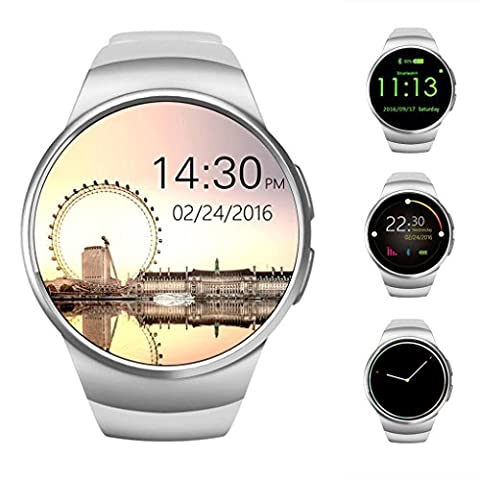 Musica Reader Bluetooth Smart Watch Uomo Android Orologio Da Polso Casio Smartwatch Intelligente Interfaccia magneticamente Loaded Damen Männer Smartphone Handy - soldi