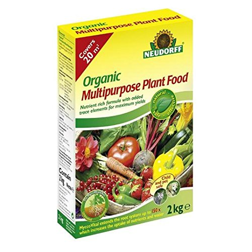 Neudorff Plante Multipurpose organique 2kg alimentaire