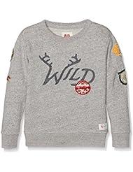 Unbekannt Jungen Sweatshirt C-Neck Sweater Wild