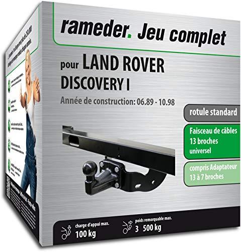 ATTELAGE GDW LAND ROVER DISCOVERY 1 de 1990 à 1999