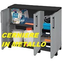 Amazon.it: Mobile Esterno In Metallo