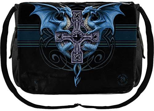 Nemesis Now Dragon Duo Anne Stokes - Bolso Bandolera