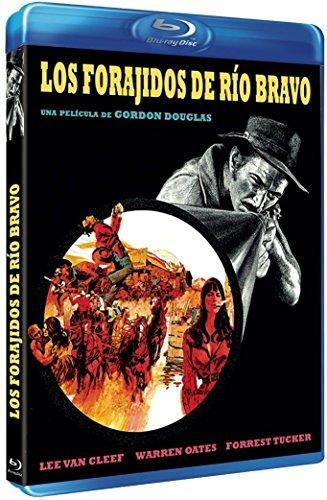 Los Forajidos De Río Bravo [Blu-ray]