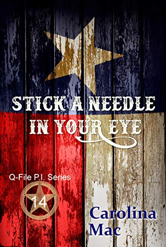 Stick a Needle in Your Eye (Q-File P.I. Series Book 14) (English Edition) Carolina Ranch