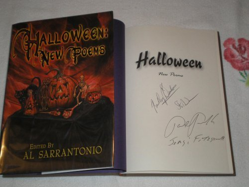 Halloween: New Poems by Al Sarrantonio (2010-05-31)