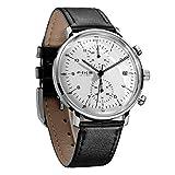Best orologio automatico - Automatico Orologio Quarzo con Quadrante Bianco Diametro 40mm Review