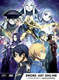 Locandina Sword Art Online Iii Alicization - Limited Edition Box #02 (Eps 13-24) (3 Dvd) (Limited Edition) (3 DVD)