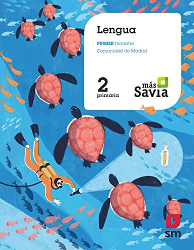 Lengua 2 Primaria Más Savia Madrid
