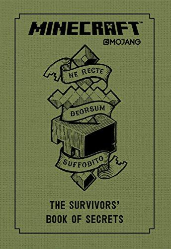 Minecraft: The Survivors' Book of Secrets por Stephanie Milton