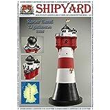 Shipyard Roter Sand Leuchtturm 1:72