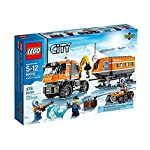 LEGO City Arctic Expedition - Mini-Motoslitta Artica, 60190  LEGO