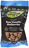The Raw Chocolate Company Organic Vanoffe Mulberries 28 g...