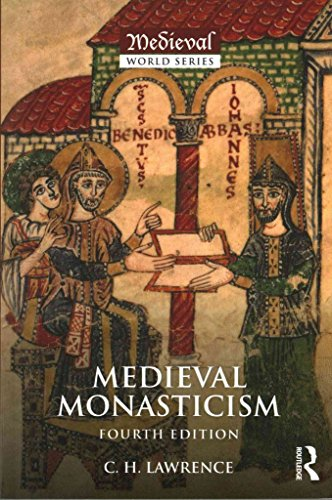 [(Medieval Monasticism : Forms of Religious Life in Western Europe in the Middle Ages)] [By (author) C. H. Lawrence] published on (April, 2015)