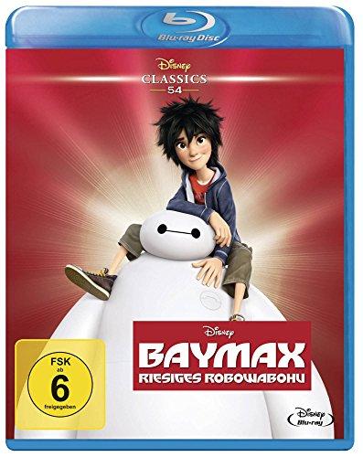 Bild von Baymax - Riesiges Robowabohu - Disney Classics [Blu-ray]